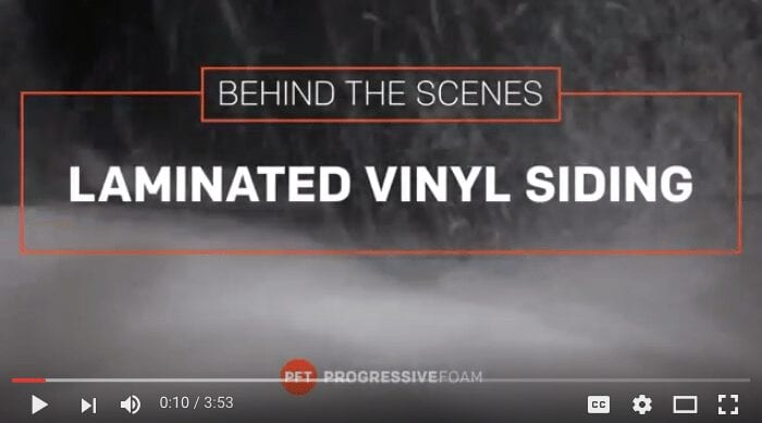 laminated vinyl siding
